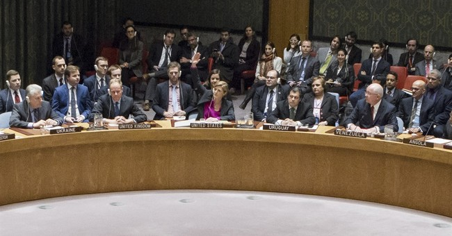 The Latest: UN chief says settlement vote 'significant step'
