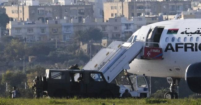 Malta: Too early to say if plane hijackers had terror ties