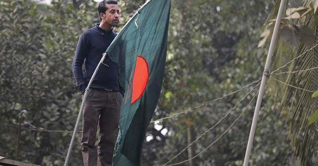2 dead in Bangladesh raid on suspected militant hideout