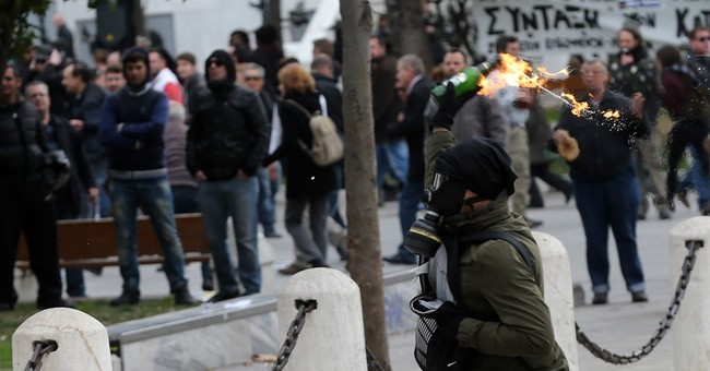 Why pensions are the new flashpoint in Greece's crisis