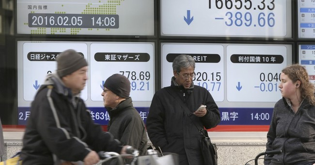 Stocks edge lower in early trading on Wall Street
