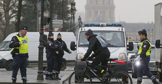 French activists denounce abuse of authority after attacks