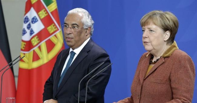 Anti-austerity Portuguese government gets EU's OK for budget