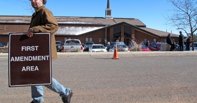 During Utah funeral, Oregon refuge occupier hailed as a hero