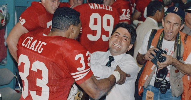 Ex-49ers owner DeBartolo anxiously awaits Hall of Fame fate