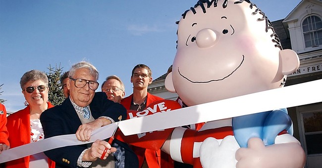 "Man who gave name to ""Peanuts'"" Linus dies at age 90"
