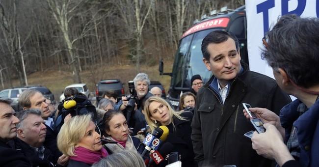Correction: GOP 2016-Cruz-White Turnout story
