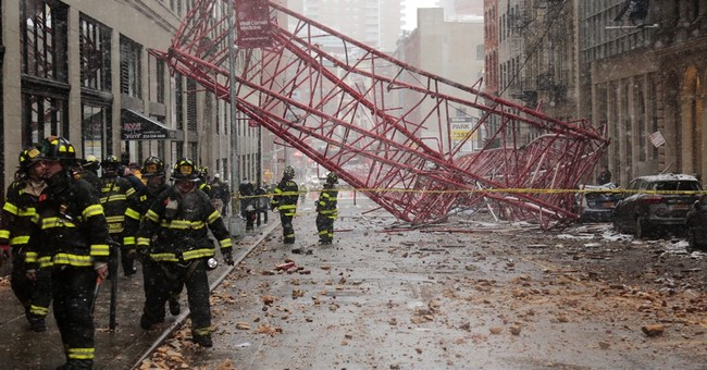 NYC crane accident followed several others in recent years