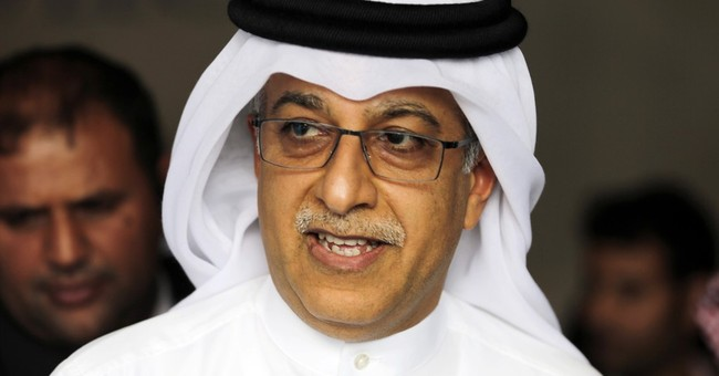 FIFA candidate Ali queries Salman's role in Bahrain protests
