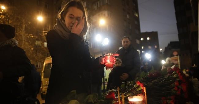 Kremlin plays down terror attack possibility in jet crash