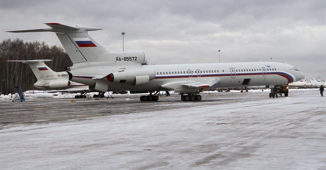 A look at recent crashes of Soviet-built Tu-154 planes
