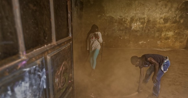 16-year-old pivots from a Kenyan slum to the ballet stage