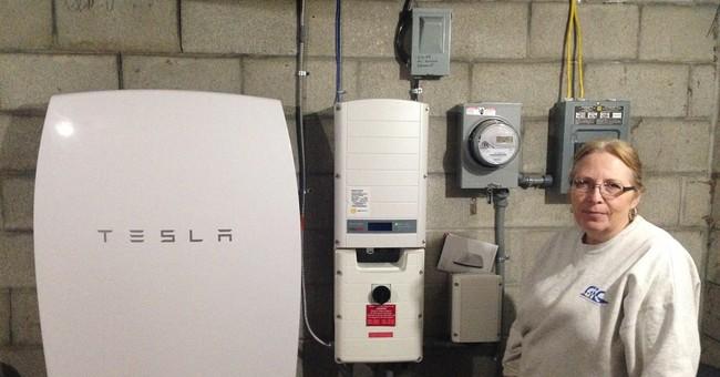 In Vermont, solar, batteries key energy revolution