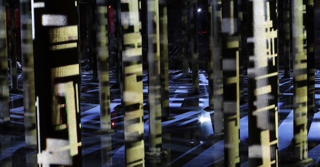 Houston reservoir reborn as public space, canvas for art
