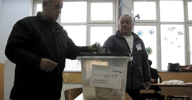 Macedonian conservatives secure win after rerun