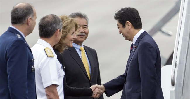 At Pearl Harbor, US and Japan seek absolution from the war