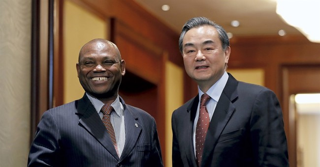 China resumes ties with Sao Tome in triumph over Taiwan