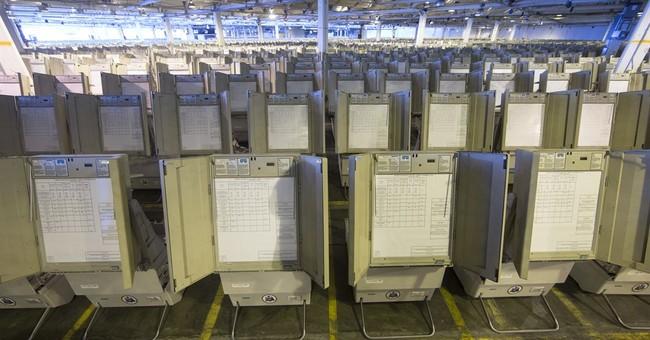 Election system susceptible to rigging despite red flags