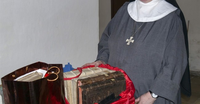 Scholars fret about fate of 'holy grail' German abbey books