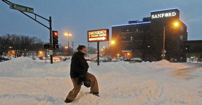 Winter storm weakens but travel still hazardous in places