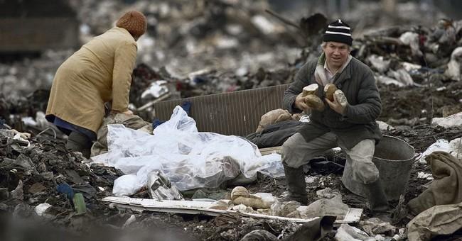 AP Photos: Chronicling Russia's change: 25 years of turmoil