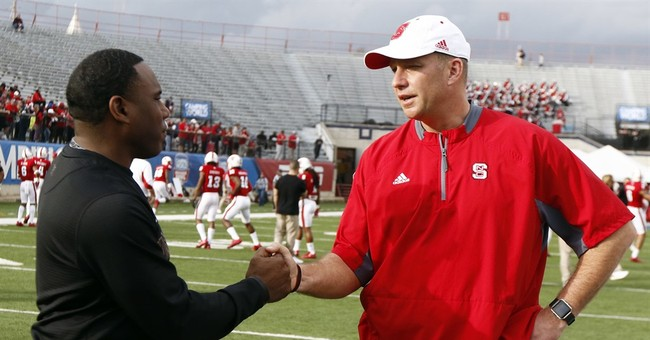 Doeren hopes Wolfpack grows from bumpy year, bowl victory