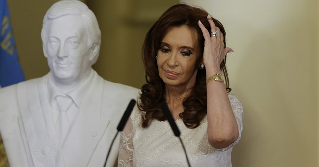 Judge indicts former Argentine president in corruption case
