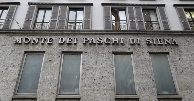 Troubled Italian bank says capital hole bigger than expected