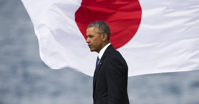 The Latest: Obama goes snorkeling after Pearl Harbor visit