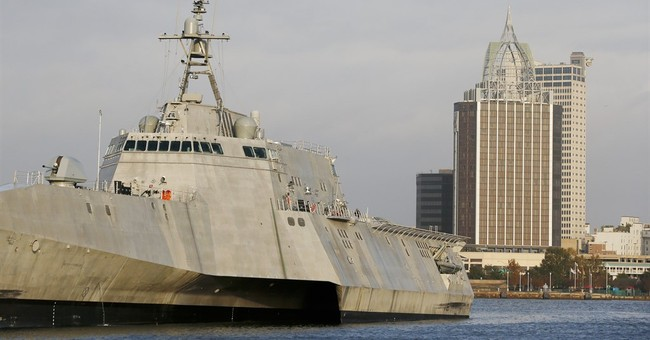 The Gabby: Navy to commission USS Gabrielle Giffords