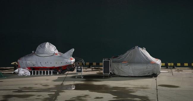 The Latest: Russia starts to study Black Sea flight recorder