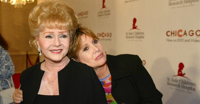 Reports: Debbie Reynolds hospitalized in Los Angeles