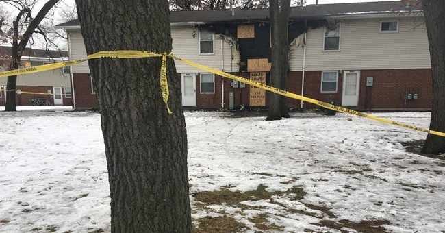 Official: Fire that killed 3 children in Gary ruled arson