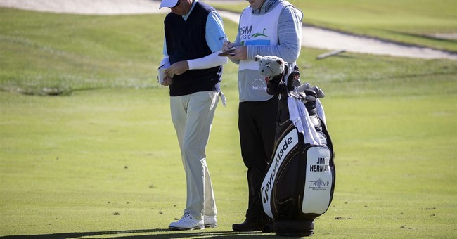 An entertaining year in golf inside and outside the ropes