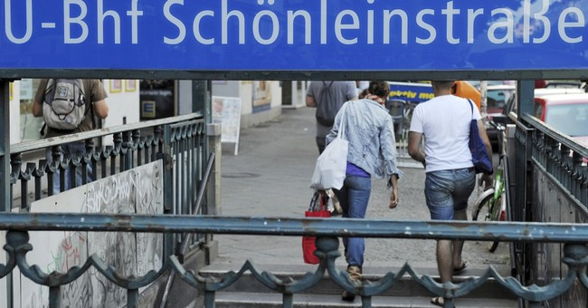 Germany: 7 suspected of trying to set fire to homeless man