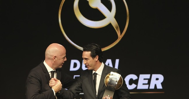 Infantino: 'Necessary actions & sanctions' on Russian doping
