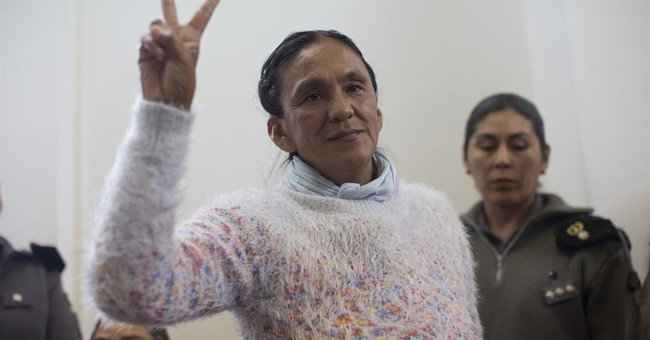 Argentine court convicts activist defended by UN panel