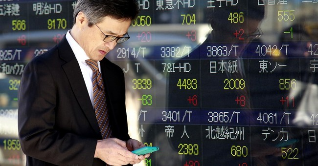 Global stocks steady as Nasdaq hits record high