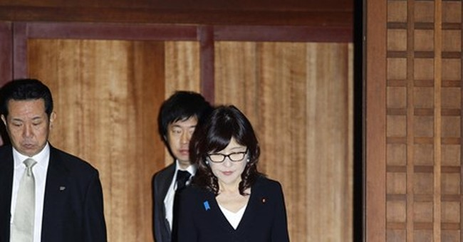 Japan's defense minister visits Yasukuni after Pearl Harbor