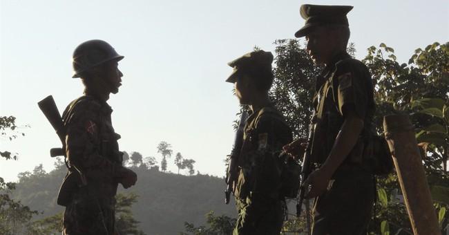 Kachin rebels see more Myanmar attacks, no hope for peace