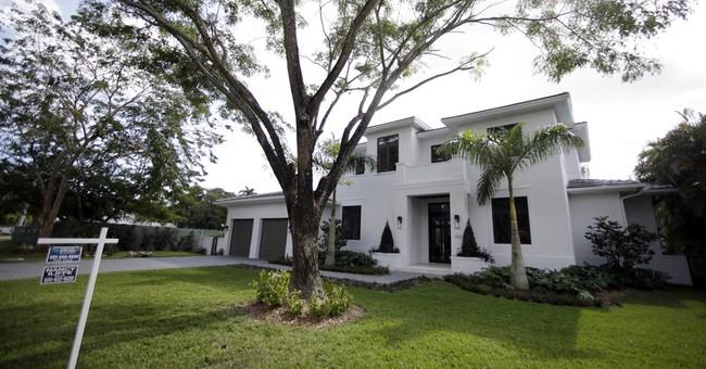 US pending home sales fell in November