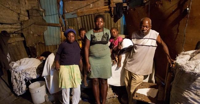 Dirty job shows why cholera still kills in Haiti