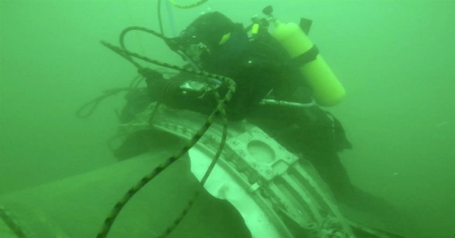 Second flight recorder recovered from Black Sea crash site