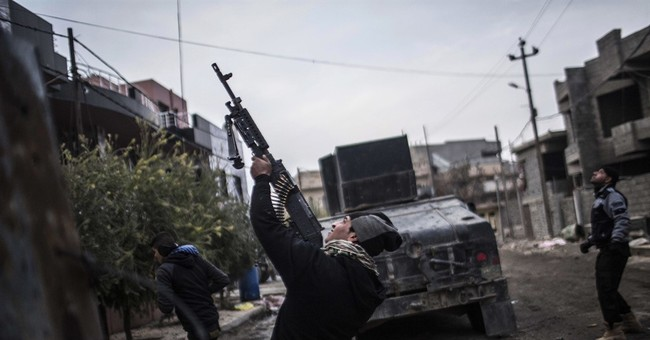 Iraqi forces in Mosul reinforced, new push against IS soon
