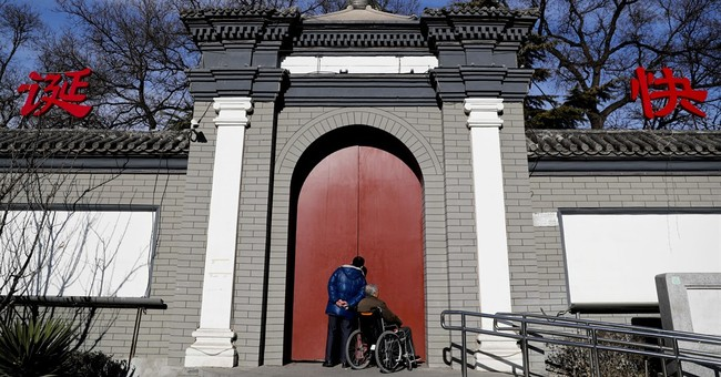 China: Open to Vatican talks but Catholics must be patriots