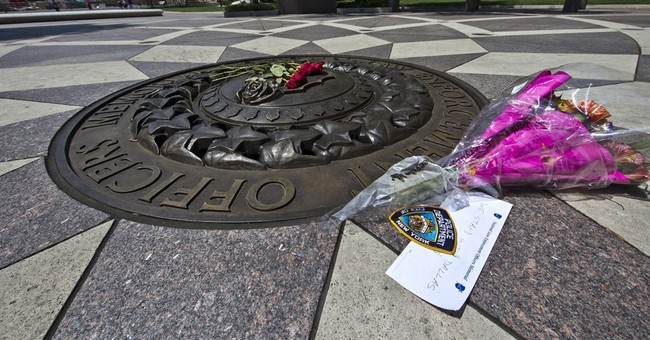 Officers killed in the line of duty rose in 2016