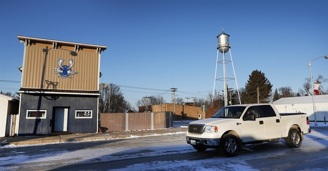 Rural residents pool cash to save last bars, gathering sites