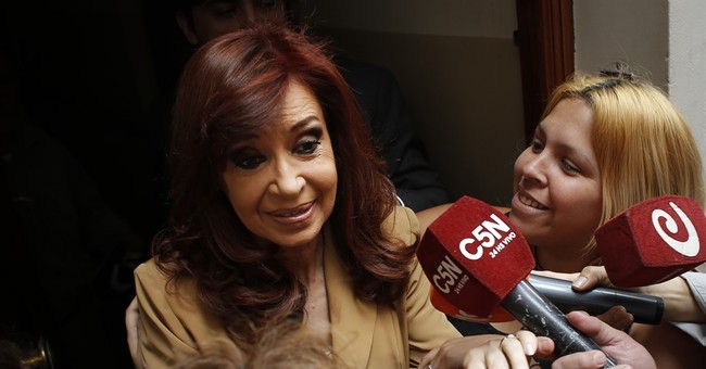 Argentina court reopens probe of ex-president in bomb case