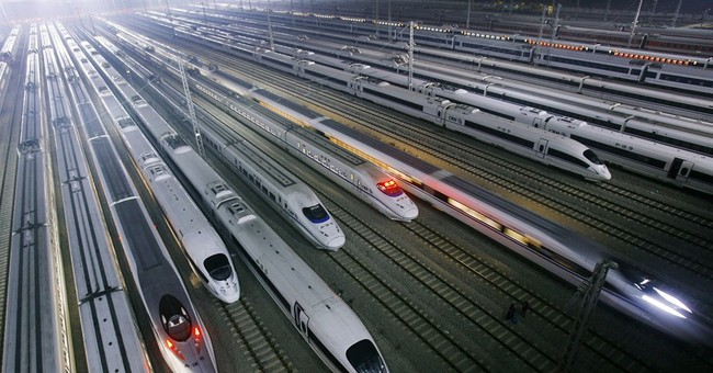 China plans 30,000-km high speed rail network by 2020