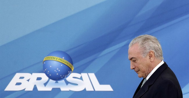 President predicts Brazil will 'defeat the crisis' next year